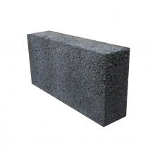 Перегородочный керамзитобетонный блок